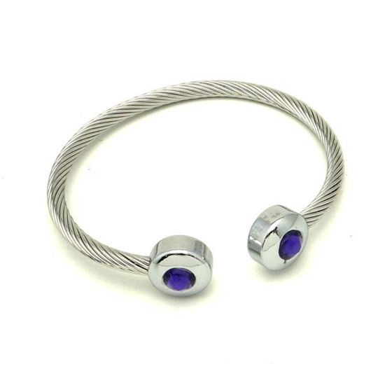 Picture of Cable Bangle Stainless Steel