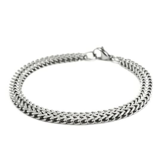 Picture of Stainless Steel Polished Unisex Bracelet