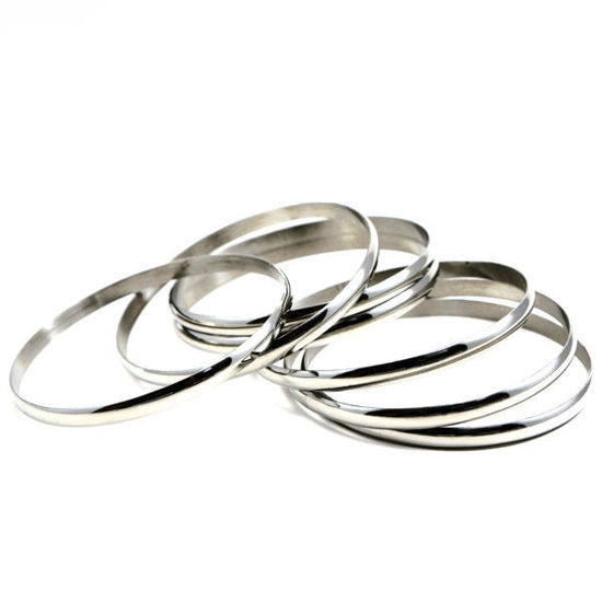 Picture of Bangles Set Stainless Steel