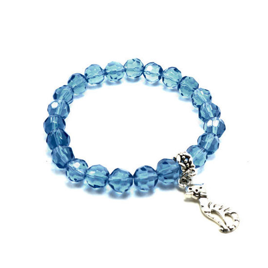 Picture of Crystal Handmade Bracelet Charm