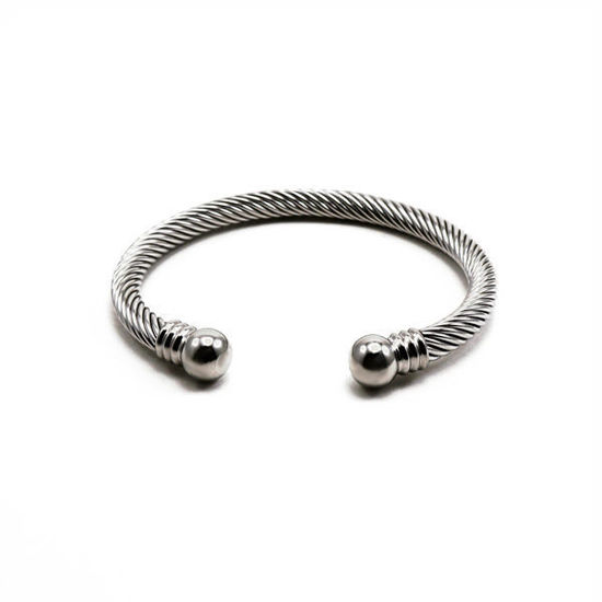 Picture of MIS Open Bangle Stainless Steel