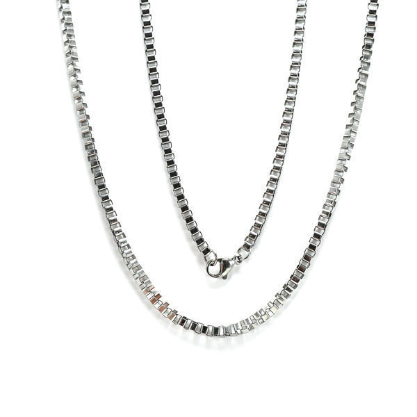 Picture of Chain Necklace Stainless Steel High Quality