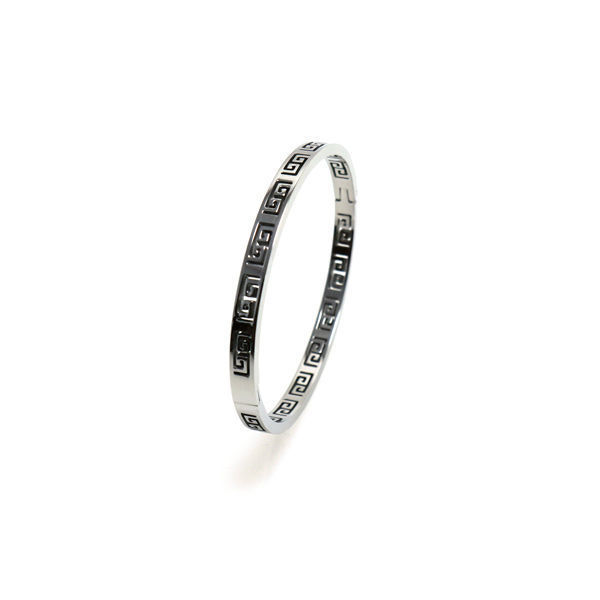 Picture of Bangle Bracelet Stainless Steel Polished
