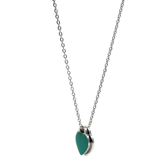 Picture of ANFLO Heart Necklace Stainless Steel  316L