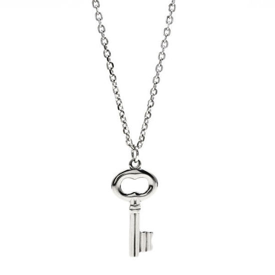Picture of MIS Key Necklace Stainless Steel Necklace