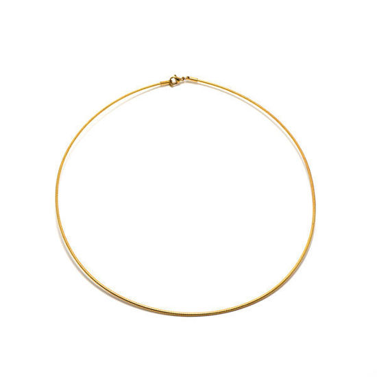 Picture of Women Classic Choker Necklace Stainless Steel