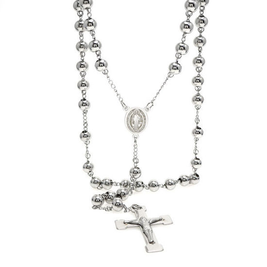 Picture of Religious Necklace Stainless Steel Polished
