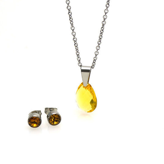 Picture of Crystal Set Stainless Steel