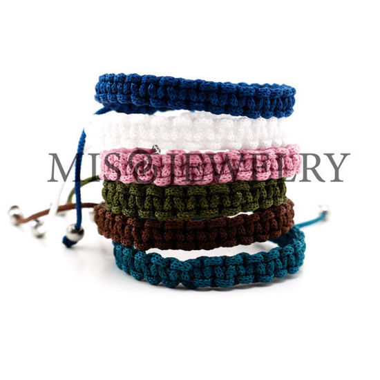 Picture of Handmade Macrame Bohemian Bracelet
