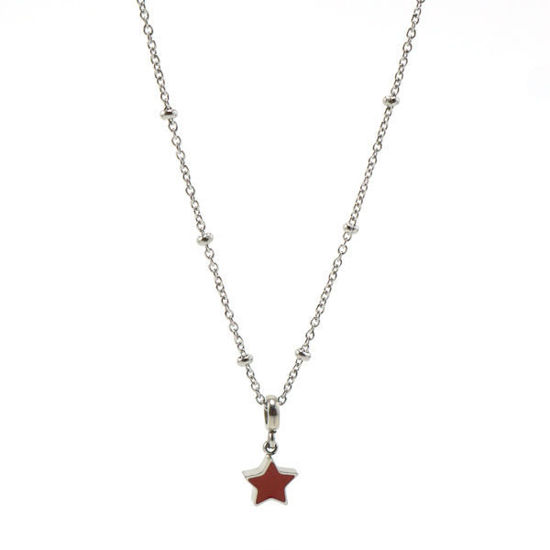 Picture of Pendant Star Necklace Stainless Steel