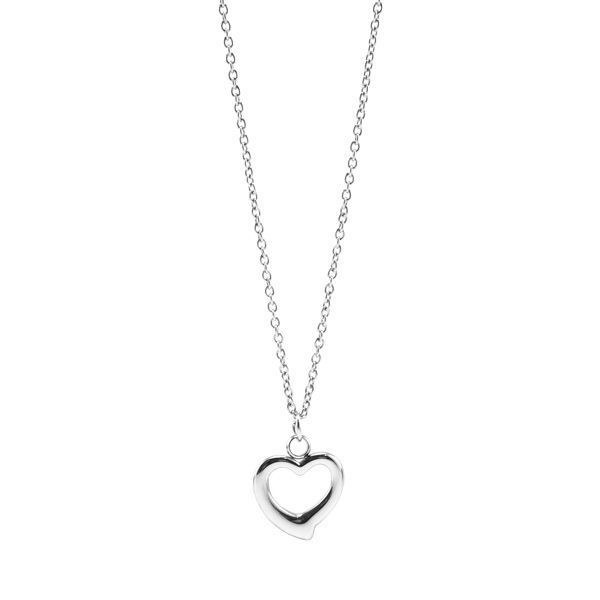 Picture of Heart Necklace Stainless Steel